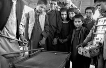 Kabul, Children Of The Civil War